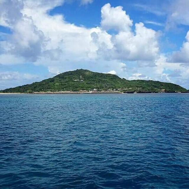 waon660女将ゆかりの育った『大神島」