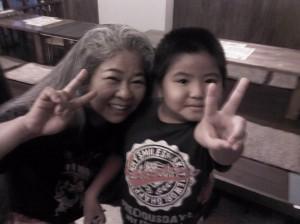 美佐子さんとレオ